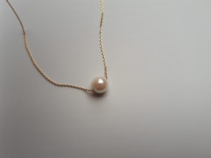 Akoya-Pearl necklace